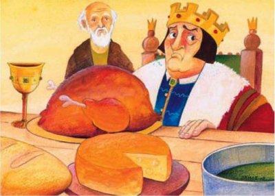 Το πιο γλυκό ψωμί - Παραδοσιακό Παραμύθι