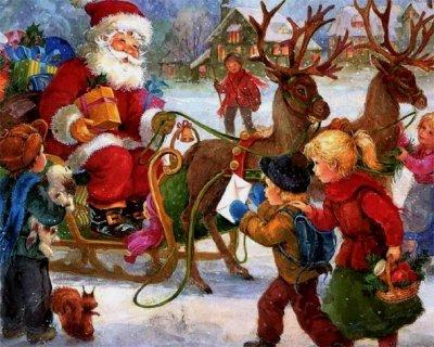 Χριστουγεννιάτικη Γιορτή στο Παραμυθοχωριό