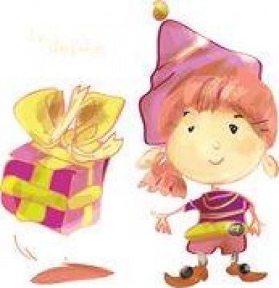 Παρουσίαση παιδικού βιβλίου από τη Μαρία Κλίνη
