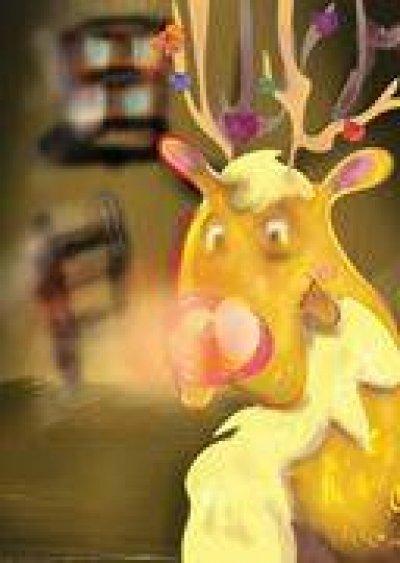 Χριστουγεννιάτικη Παραμυθοκουζίνα