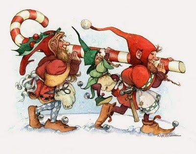 Κυριακή 4 Ιανουαρίου στις 11.30': Σαν το σκοτάδι γίνει πηχτό πολύ, μην ανησυχείς... γιατί έρχονται έρχονται τα Χριστούγεννα