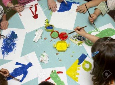 Νέο τμήμα εικαστικών από το Φεβρουάριο για παιδιά 2-4 ετών