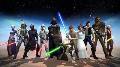 Εκδήλωση Star Wars για μικρούς και μεγάλους